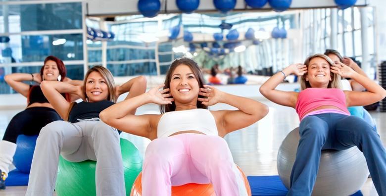 POPUST: 60% - GRUPNI TRENINZI - mjesec dana neograničenog vježbanja, kombinirajte čak 12 različitih programa ili odaberite najdraži za 159 kn! (Aerobic centar Step)