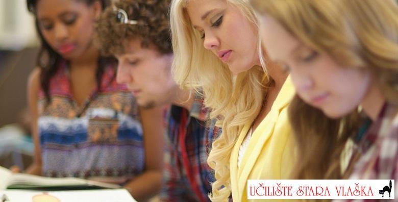 POPUST: 47% - Njemački jezik, A2 razina - tečaj u trajanju 48 školskih sati s upisom u e - radnu knjižicu i svjedodžbom koja vrijedi u EU za 960 kn! (Učilište Stara Vlaška)