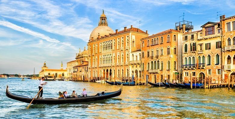 Venecija, Murano i Burano - jednodnevni izlet s uključenim prijevozom za 219 kn!
