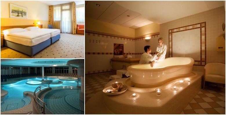 Wellness, Hotel Habakuk**** - 2 noćenja s polupansionom za 2 odraslih, 1 dijete do 12g i 1 dije