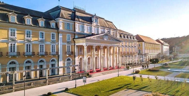 [ROGAŠKA RESORT] Proljetni odmor u luksuznom Grand Hotelu Rogaška**** - 2 noćenja s polupansionom za dvoje uz ulaz na bazene, saune i fitness za 1.184 kn!