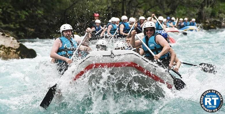 Rafting na Tari - luda zabava na brzacima uz opremu, skipera i 2 noćenja u etno selu od 299 kn!