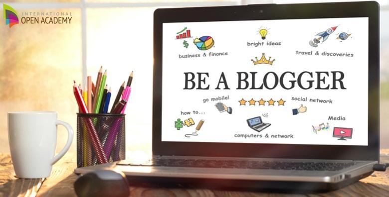 Online tečaj blogginga - 5 modula uz 2 certifikata po završetku za 49 kn!