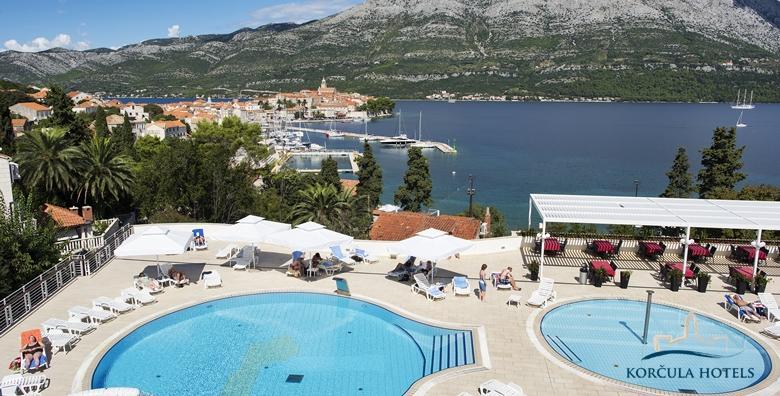 POPUST: 47% - KORČULA 3 noćenja s polupansionom za dvoje uz korištenje bazena i wellnessa u Hotelu Marko Polo 4* već od 1.900 kn! (Hotel Marko Polo****)