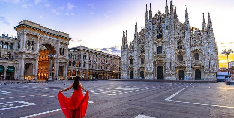 Milano i 3D izložba radova Leonarda da Vincija - 2 dana s prijevozom za 630 kn!