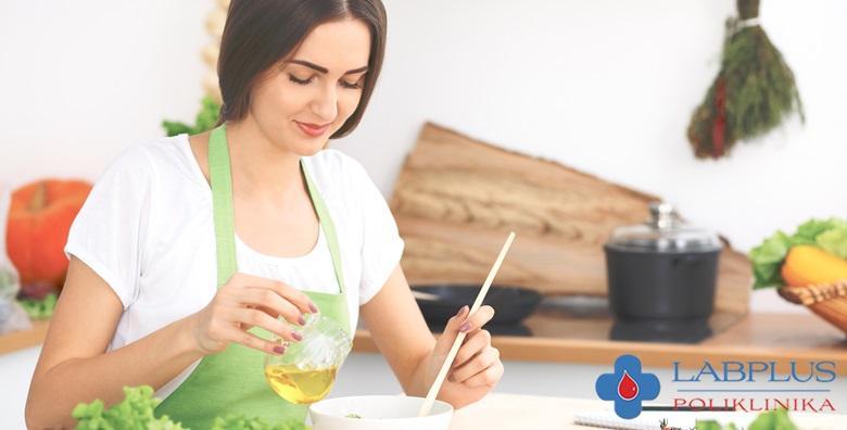 Personalizirani plan prehrane, savjetovanje s nutricionistom i analiza tijela za 570 kn!