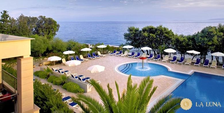 Pag, La Luna Island Hotel**** - 1 noćenje s polupansionom za dvoje za 569 kn!