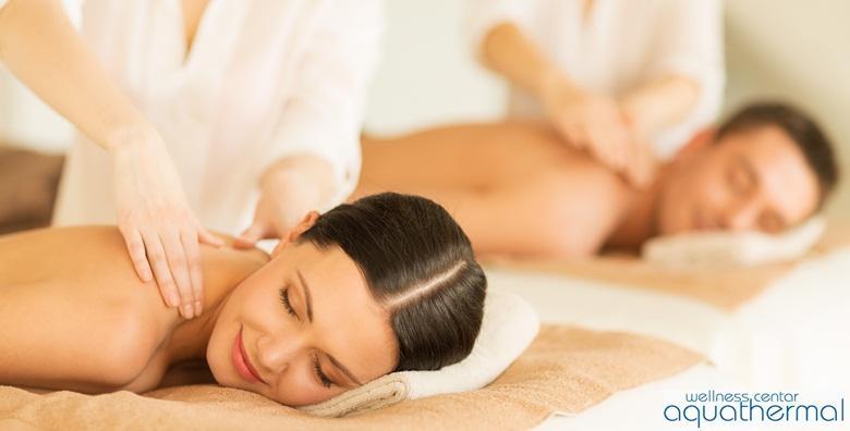 Wellness za dvoje - masaža cijelog tijela, komora s kisikom i voće za 290 kn!