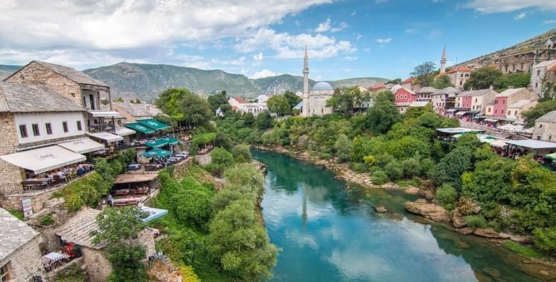 Balkanska tura za Prvi maj - Mostar, Kotor, Tirana, Ohrid, Split 5 dana za 1.299 kn!