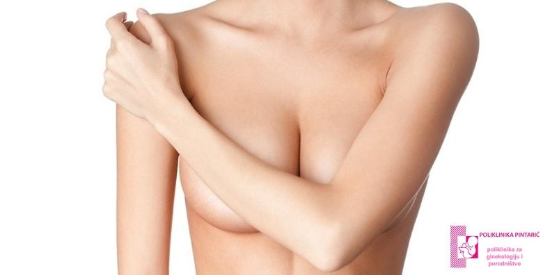 POPUST: 34% - ULTRAZVUK DOJKI - svaka osma žena obolijeva od raka dojke, a izlječivost je veća od 90% ukoliko se otkrije na vrijeme i zato djelujte preventivno! (Poliklinika Pintarić)