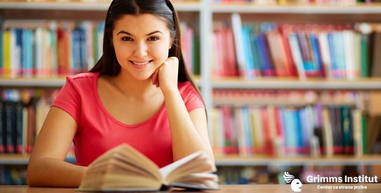 POPUST: 64% - Strani jezik po izboru - početni intenzivni tečaj njemačkog A1.1, engleskog A2.1 ili španjolskog A1.1 u trajanju 20 školskih sati za 359 kn! (Grimms Institut)