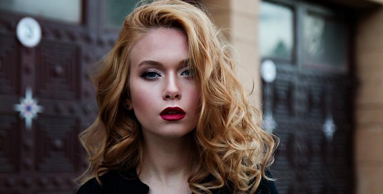 Pramenovi i preljev ili bojanje i šišanje uz masku i fen frizuru - osvježite imidž s novom frizurom u Beauty centru La Marena