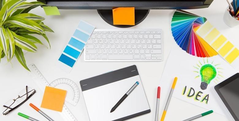 Online tečaj grafičkog dizajna uz mogućnost međunarodnog CPD certifikat za samo 38 kn!