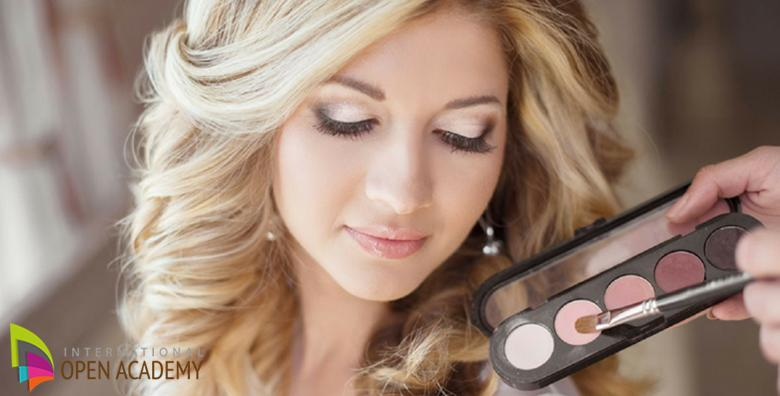 Online tečaj svadbenog i svečanog make up-a za samo 35 kn!