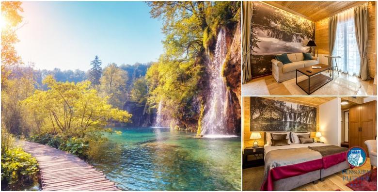 Resort Fenomen Plitvice**** - 2 noći za dvoje, moguće privatno korištenje spa oaze od 1.949 kn!