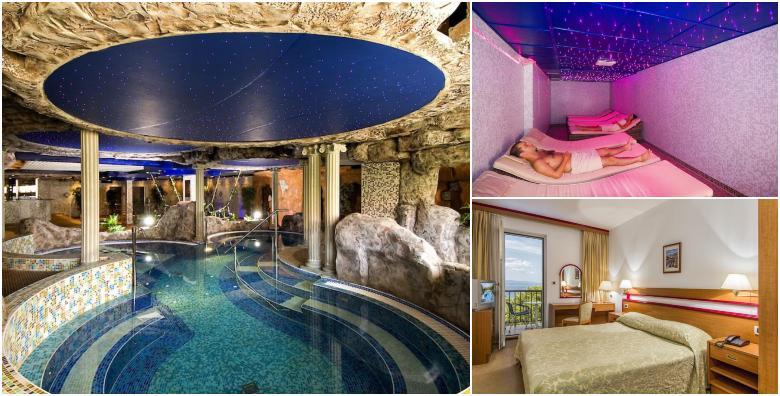 Baška Voda - 1 ili 2 noćenja s polupansionom, korištenjem bazena, fitnessa i sauna od 539 kn!