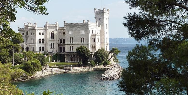 Trst i dvorac Miramare- jednodnevni izlet uz uključen prijevoz za 179 kn!Trst i dvorac Miramar