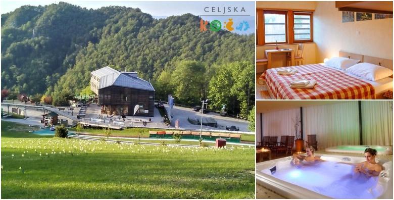 Slovenija, Celjska koča*** - 1 ili 2 noćenja s doručkom i wellnessom od 399 kn!