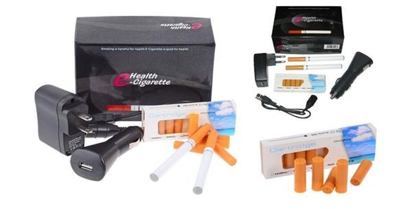 2 elektronske cigarete - jedan ili dva paketa