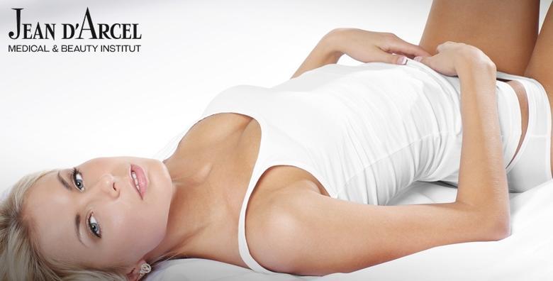 MEGA POPUST: 94% - IPL BRAZILSKA DEPILACIJA Trajno uklanjanje dlačica bezbolnom metodom koja ne izaziva iritacije - 6 tretmana za samo 295 kn! (Jean d`Arcel Medical & Beauty Institut)