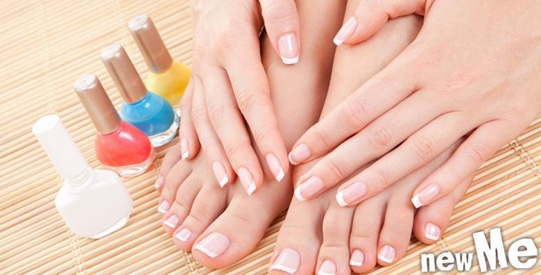 POPUST: 56% - Estetska pedikura i klasično lakiranje - potpuni tretman vaših stopala za 79 kn! (NewMe salon ljepote)