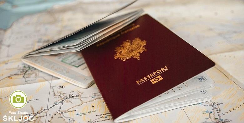 POPUST: 50% - 6 fotografija za dokumente - odmah gotove fotke za biometrijsku putovnicu,  osobnu, index, pokaz ili vozačku za samo 25 kn! (Foto studio Škljoc)