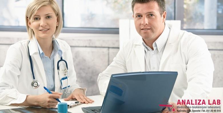 POPUST: 38% - Liječnički pregled za vozačku dozvolu uz NAJNIŽU CIJENU do sada,  pregled za A, B, C, D ili E kategoriju već od 269 kn! (Analiza Lab)