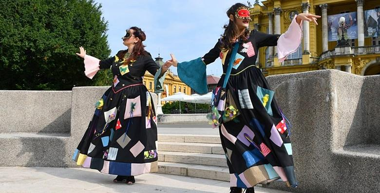 Šetnja Zagrebom na drugačiji način! Otkrij skrivene legende i mitove u gradu!HIT tura s razigranim Kolumbinama od sada po još nižoj cijeni!