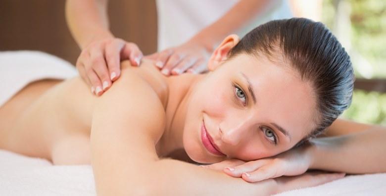 4 medicinske masaže leđa u trajanju 30 minuta za 139 kn!