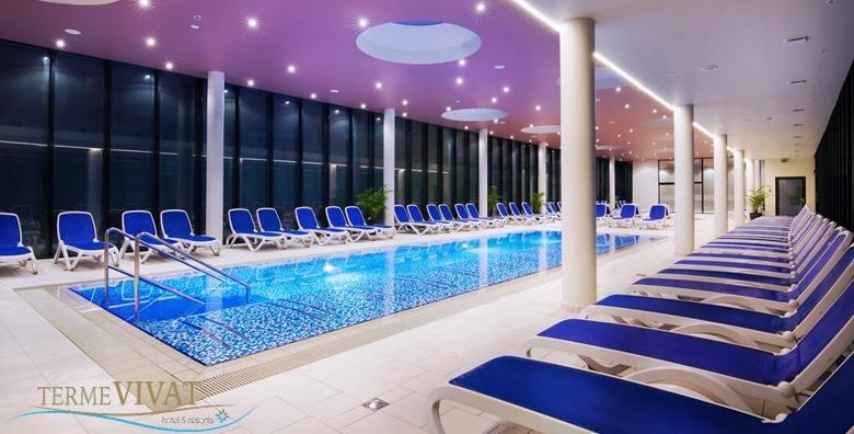 Moravske toplice**** - 2 noćenja s polupansionom i korištenjem bazena za dvoje za 1.553 kn!