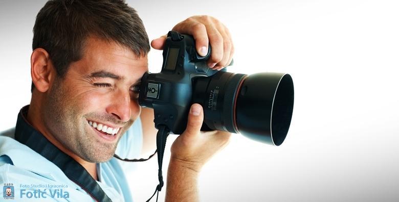 POPUST: 50% - Fotografije za sve potrebne dokumente - 8 komada za samo 25 kn! (Studio Fotić Vila)