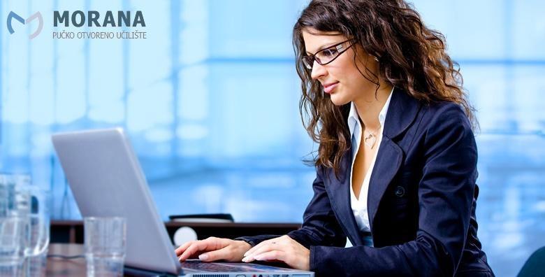 POPUST: 60% - SAMOSTALNI KNJIGOVOĐA Program u trajanju mjesec dana s upisom u e-radnu knjižicu u Učilištu Morana za 1.390 kn! (Pučko otvoreno učilište Morana)