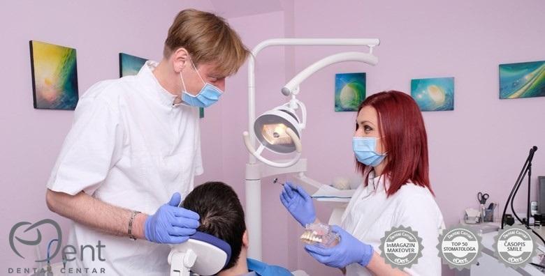POPUST: 58% - KOMPOZITNA LJUSKICA Popravite otkrhnuti, istrošeni zub ili ispravite oblik i položaj zuba bezbolnim zahvatom u samo jednom dolasku za 499 kn! (Dental Center eDent)