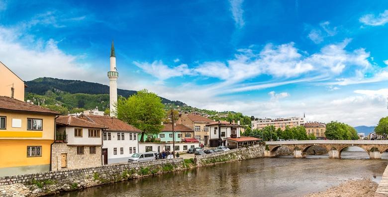 Sarajevo - 2 noćenja za dvoje u hotelu samo 50 metara udaljenom od Baščaršije za 479 kn!