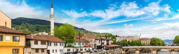 SARAJEVO - 2 noćenja za dvije osobe u Hotelu Yildiz samo 50 metara udaljenom od Baščaršije i poznate fontane Sebilj za 479 kn!