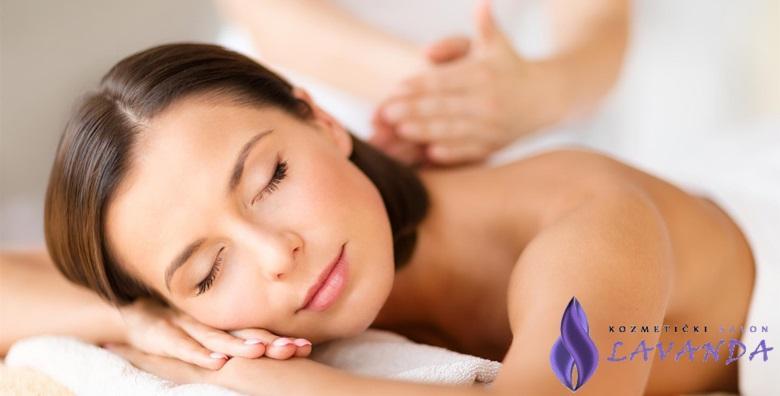 MEGA POPUST: 87% - TRETMANI KRALJEŽNICE 5 ultrazvučnih i 5 ručnih masaža vrata, leđa i  ramena - smanjite bolove i tegobe uz stručni tim fizioterapeuta za 229 kn! (Kozmetički salon Lavanda)