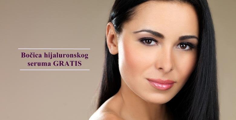 MEGA POPUST: 71% - HIFU POMLAĐIVANJE - 10 godina mlađi izgled bez kirurške intervencije! Revolucionarna metoda za zatezanje kože - ODMAH vidljivi rezultati od 799 kn! (Pure Beauty salon ljepote)
