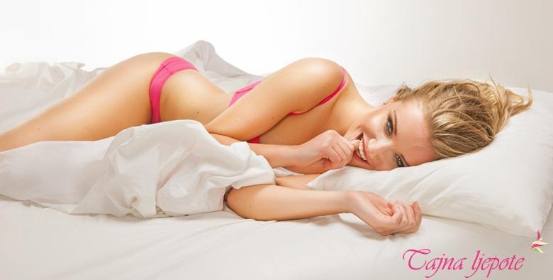 MEGA POPUST: 84% - 28 tretmana za mršavljenje - priuštite si tijelo iz snova uz gubitak do 40 cm u obujmu i plan prehrane gratis u salonu Tajna ljepote za 889 kn! (Salon Tajna ljepote)