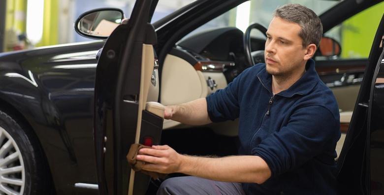 POPUST: 50% - Kemijsko čišćenje sjedala i vrata u Autopraonici Jimmy za 299 kn! (Autopraonica Jimmy)