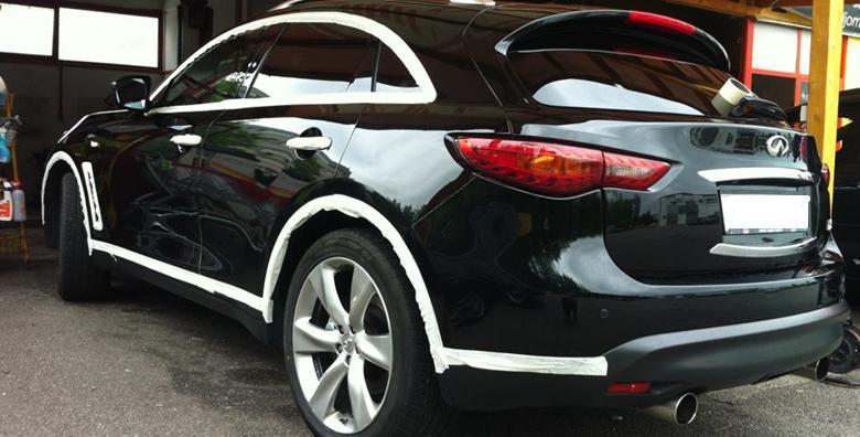 Poliranje automobila 3M pastom uz vanjsko pranje i vosak za 249 kn!