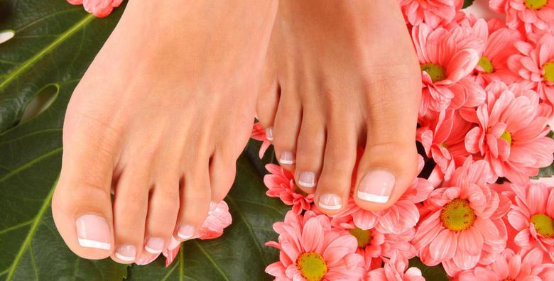 Estetska pedikura i trajni lak uz gratis piling stopala za samo 99 kn!