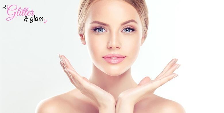 POPUST: 41% - Čišćenje lica ultrazvučnom špatulom i njega lica maskom i kremom  marke Afrodita u kozmetičkom salonu Glitter & Glam za 119 kn! (Kozmetički salon Glitter and Glam)