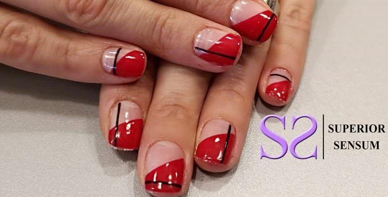 Trajni lak, ruska manikura i masaža ruku - priuštite si kraljevski tretman uz koji će vaši nokti sigurno zablistati za samo 79 kn!