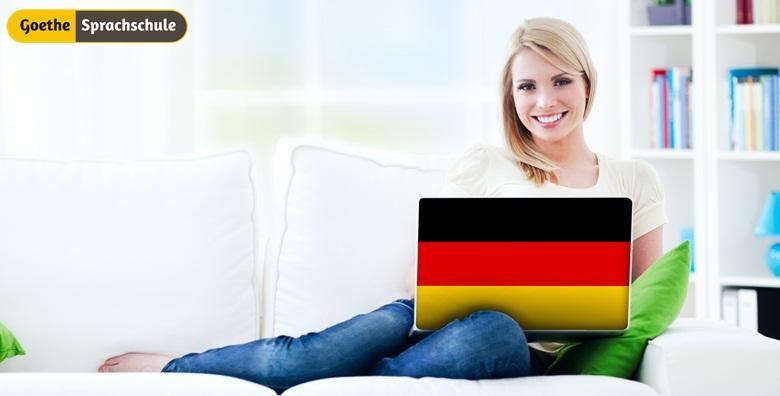 MEGA POPUST: 96% - NJEMAČKI Naučite novi jezik iz udobnosti svog doma - online tečaj u trajanju 6 ili 12 mjeseci uz uključen German Proficiency certifikat od 99 kn! (Kaleidoscope Global LLC)