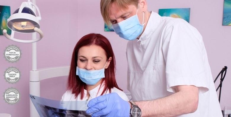 POPUST: 67% - Popravak zuba laserom i troplošni kompozitni ispun za 350 kn! (Dental Center eDent)