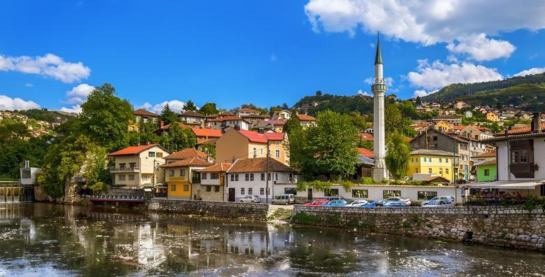 POPUST: 41% - SARAJEVO Posjetite jednu od najpopularnijh balkanskih destinacija - 2 noćenja s doručkom za dvoje u Hotelu 3* nadomak Baščaršije za 685 kn! (Ada Hotel***)