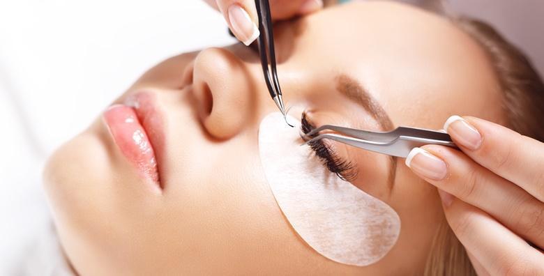 POPUST: 50% - UGRADNJA TREPAVICA Klasične ili volumenske ekstenzije - savršeno duge trepavice i zavodljiv pogled svaki dan već od 149 kn! (Solus beauty salon)