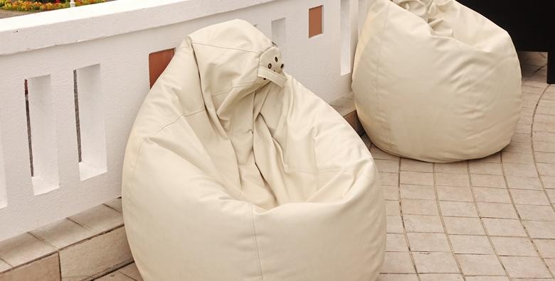 POPUST: 52% - LAZY BAG - jumbo vreća uz koju ćete otkriti novu udobnost - originalan poklon za sve generacije ili savršen dodatak dnevnom boravku već od 215 kn! (TABERNA TENTO j.d.o.o.)
