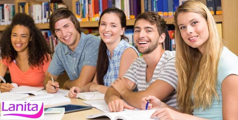 Konverzacijski engleski - tečaj B1 + B2 razine, 15 + 1 školskih sati za 279 kn!