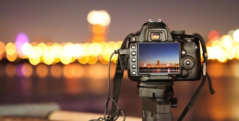 Naučite fotografirati uz online tečaj, mogućnost stjecanja CPD certifikata za 38 kn!